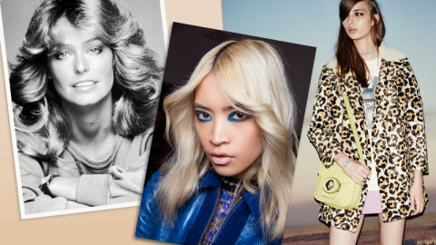 Want to Rock a '70s Beauty Look? | StyleCaster