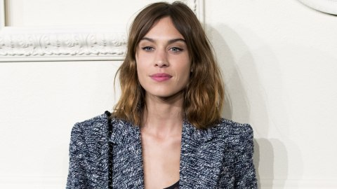 Round Two: Alexa Chung's AG Collab  | StyleCaster