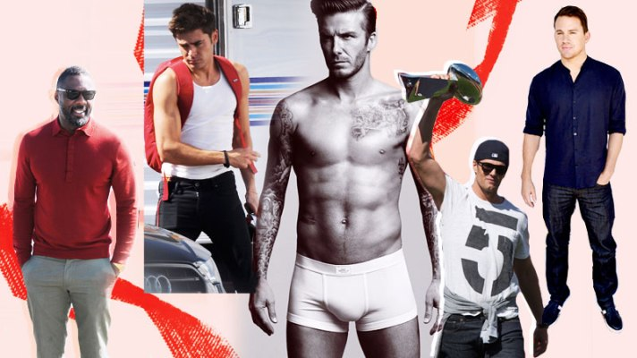 Go Ahead, Objectify: 50 Famous Men Who Are Certifiable Beefcakes