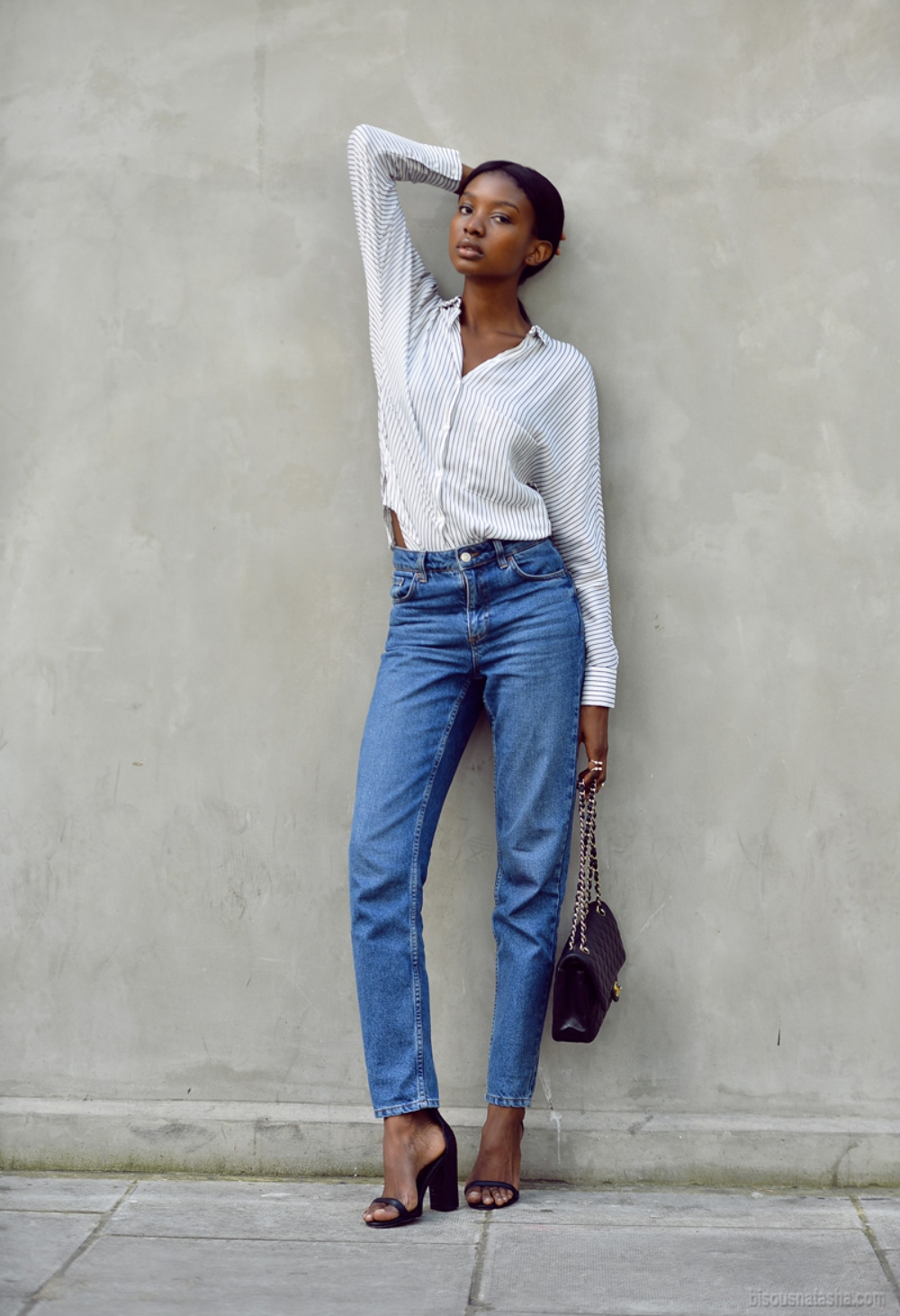 bisous natasha mom jeans denim How to Shop for the Perfect Vintage Levis: A Complete Guide
