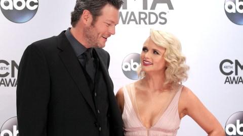Blake and Miranda Have Split Up | StyleCaster