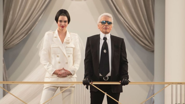 At the Chanel Casino, Kristen Stewart's a High Roller and Kendall Jenner's a Bride