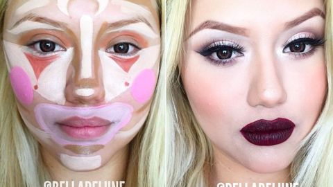 Clown Contouring Is A Thing Now | StyleCaster