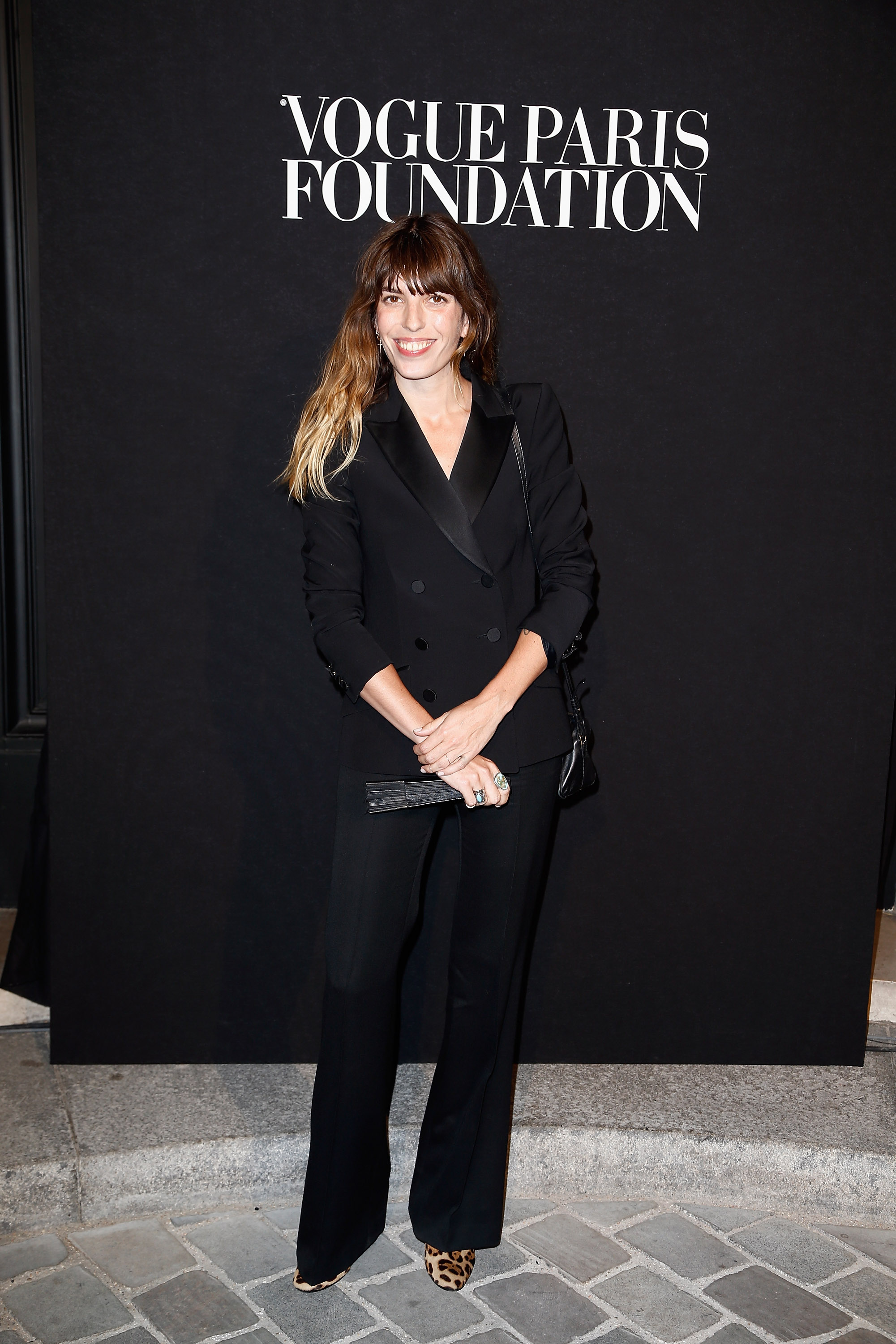 PARIS, FRANCE - JULY 06:  Lou Doillon attends the Vogue Paris Foundation Gala at Palais Galliera on July 6, 2015 in Paris, France.  (Photo by Julien Hekimian/Getty Images)
