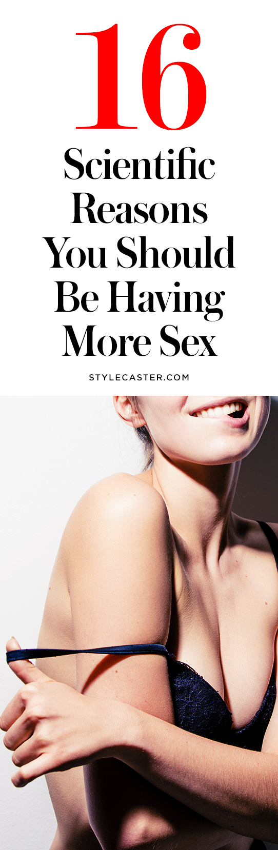 16 scientific reasons to have more sex | @stylecaster