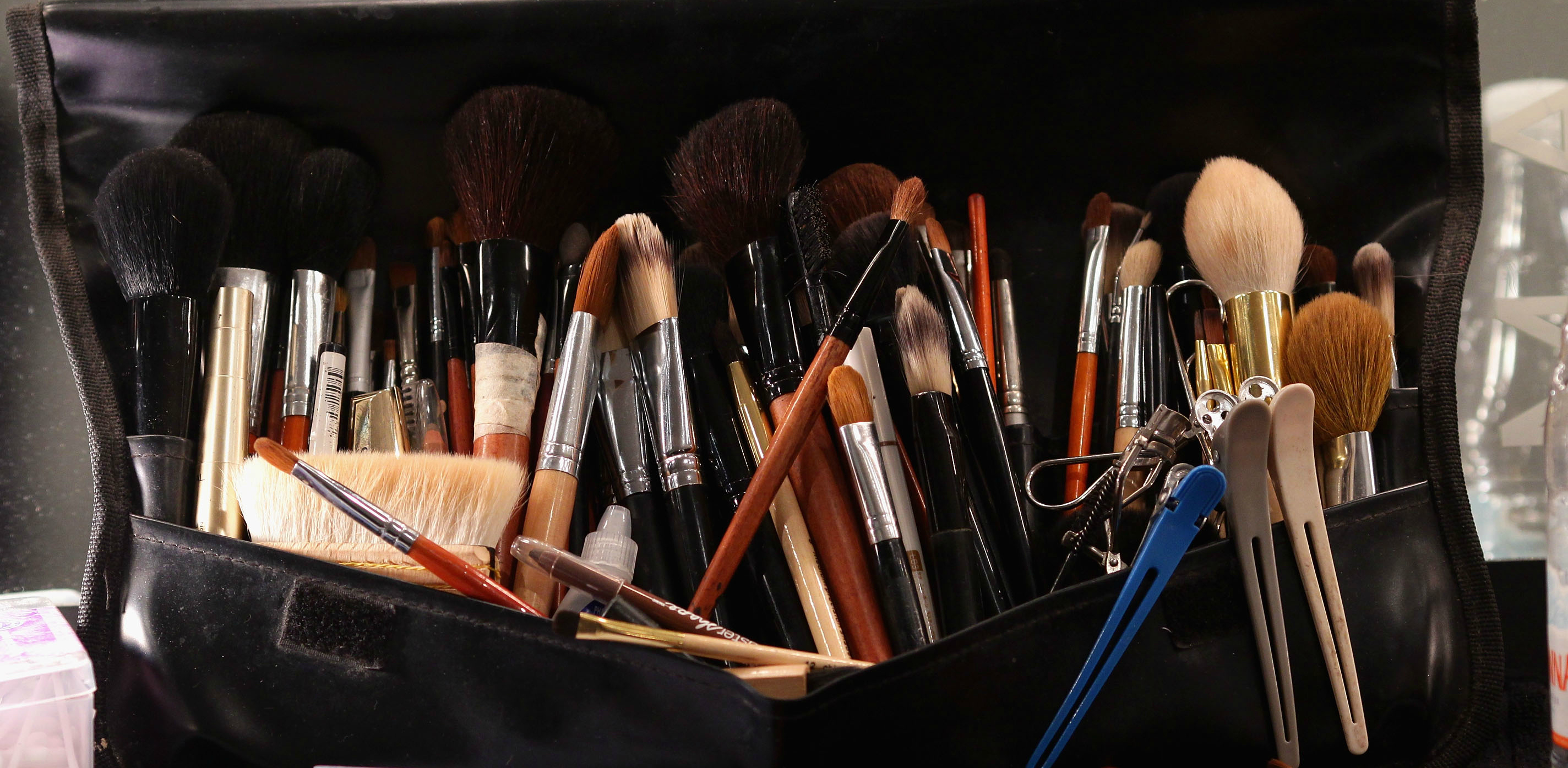 Keep Your Brushes In Shape