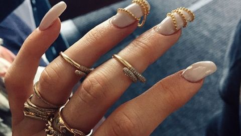 Road-Testing Kylie Jenner's Nails | StyleCaster