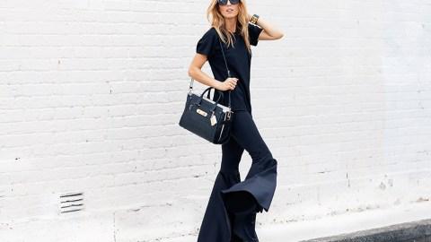 Zara's Thrifty Take on Ellery Flares   StyleCaster