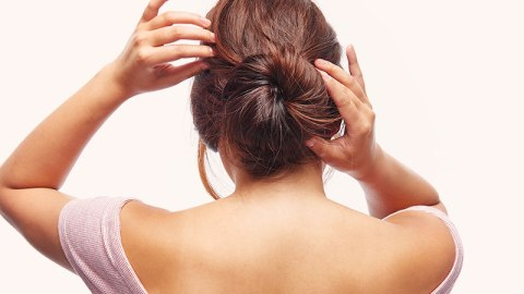 Yes, Messy Buns Can Be Chic | StyleCaster
