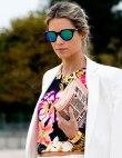 Shop It: Round Mirrored Sunglasses
