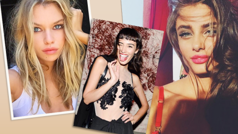 7 Top Models' Summer Must-Haves   StyleCaster