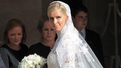 Must-See: Nicky Hilton's Wedding Dress | StyleCaster