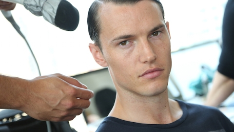 Makeup Tips From Men's Fashion Week | StyleCaster