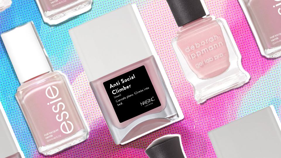 Light Pink Nail Polish Hues We're Rocking All Year Round | StyleCaster
