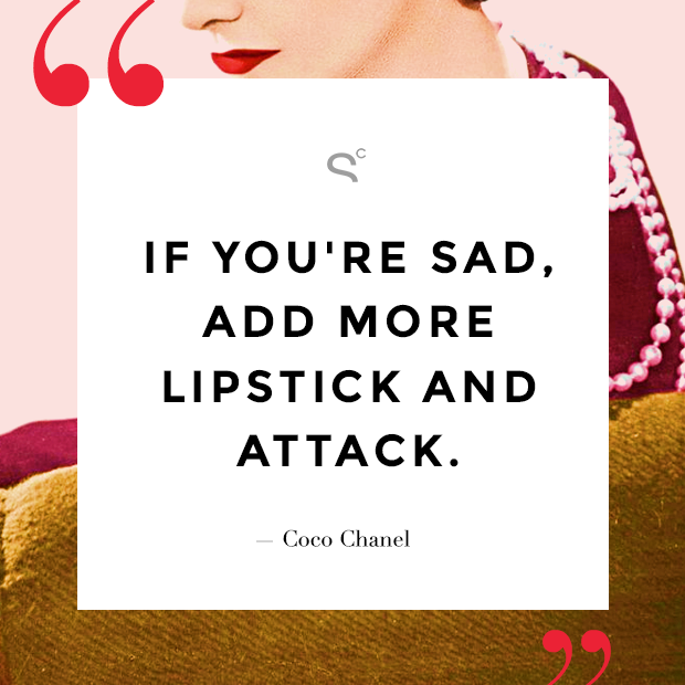 Red-Lipstick-Quote-Coco-Chanel