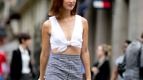 Shop Paris Couture Week Street Style | StyleCaster
