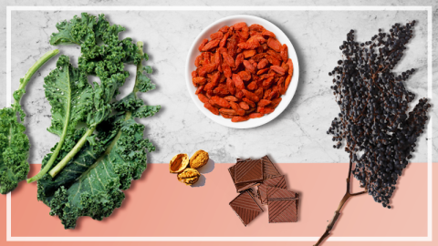 Superfoods to Fix Health Issues | StyleCaster