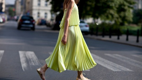 10 Accordion Pleated Pieces We Love | StyleCaster