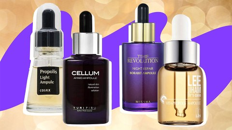 Why Skin-Care Experts Swear by Ampoules in Their Routines | StyleCaster