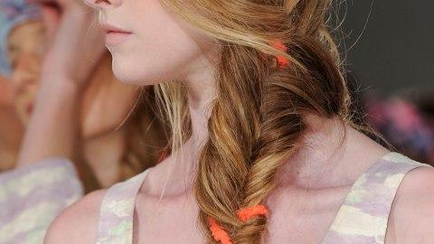 The Best Runway Braids Ever | StyleCaster