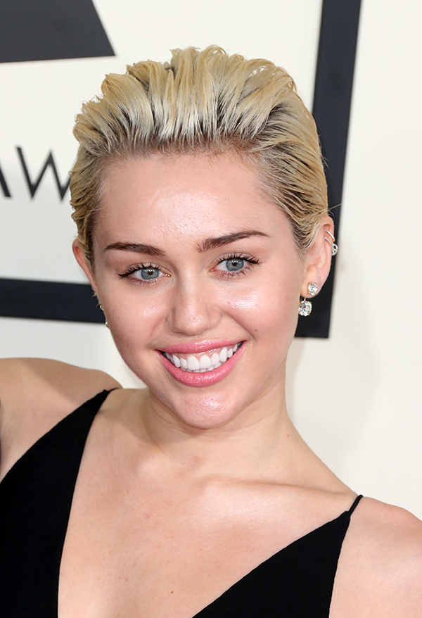 Miley Cyrus Hair And Makeup For The