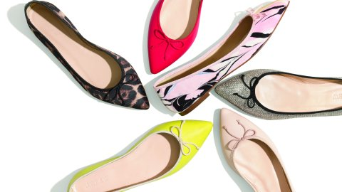 J.Crew's Giving Away Free Shoes | StyleCaster
