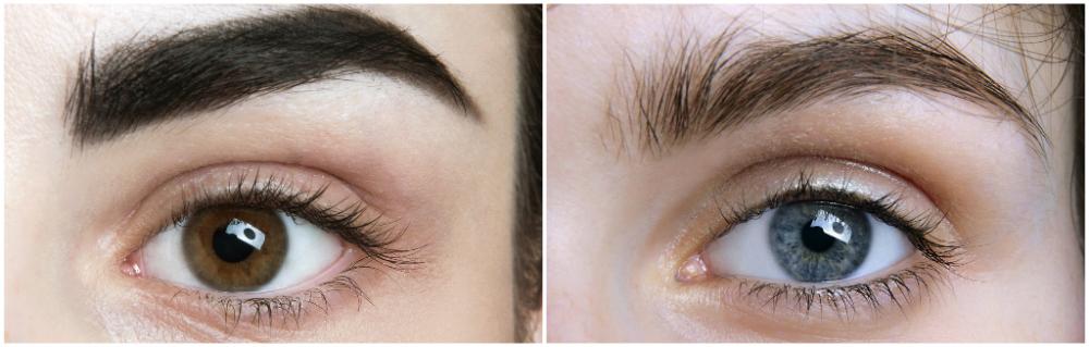 eyebrow hacks