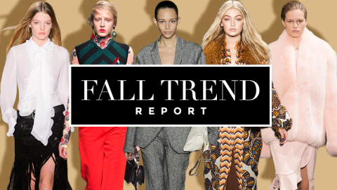 Fall Trend Report 2015 | StyleCaster