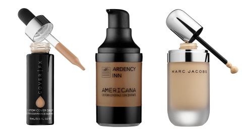 Foundation Just Became Chem Class | StyleCaster