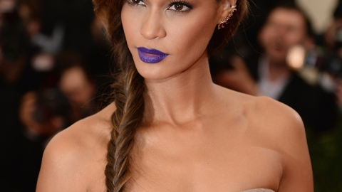 Joan Smalls' Lipstick Collab Is Here | StyleCaster