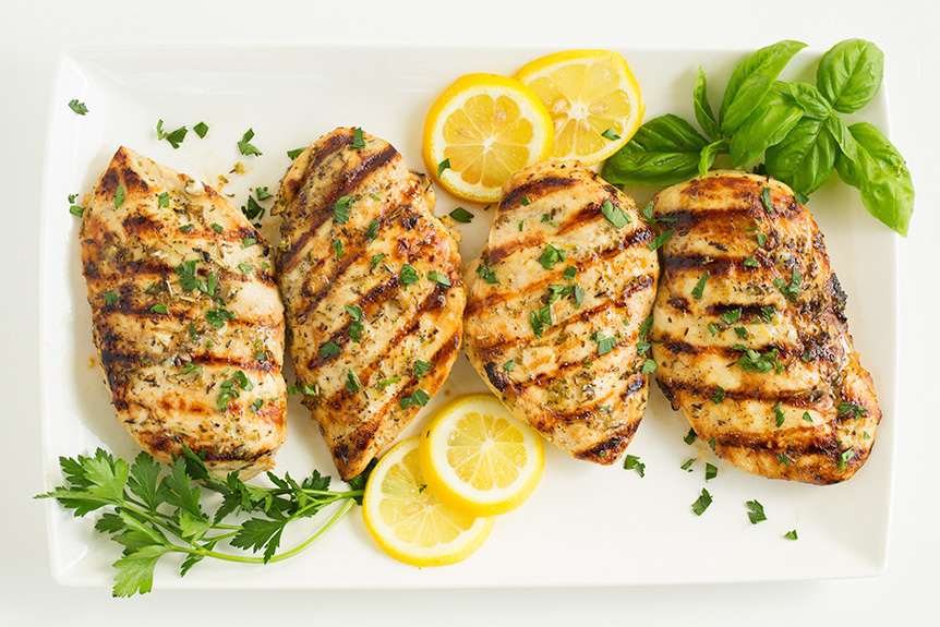 how to cook chicken on the grill