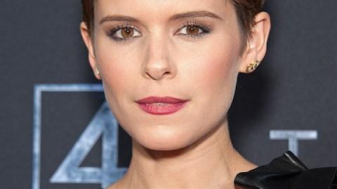 Kate Mara Makes Lip Liner Work | StyleCaster