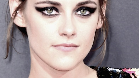 K. Stew Knows How to Rock a Cat-Eye | StyleCaster