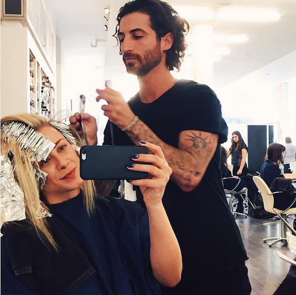 Lo Bosworth Hair Salon