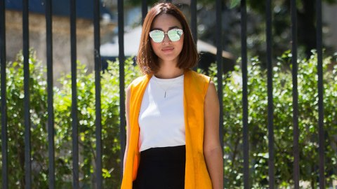 The Perfect 3-Piece Summer Outfit | StyleCaster