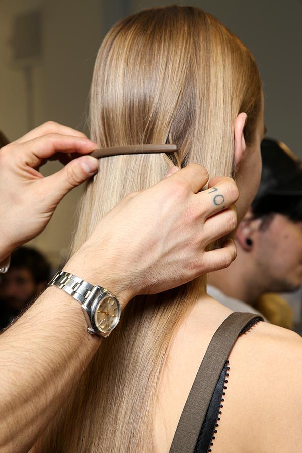 Rochas hair accessories