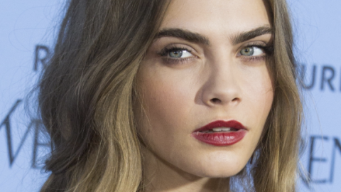 Cara Delevingne Now Has Pink Hair | StyleCaster
