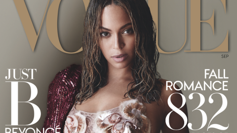 Beyoncé's Flawless Vogue Cover | StyleCaster