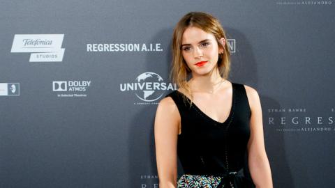 Emma Watson's Major Fashion Statement | StyleCaster