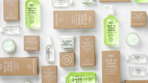Kale Is Infiltrating Your Skin Care | StyleCaster