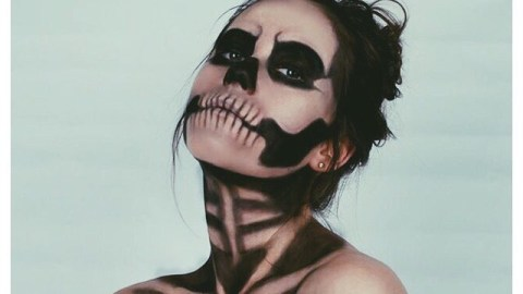 Halloween Looks You Can Do With Eyeliner | StyleCaster