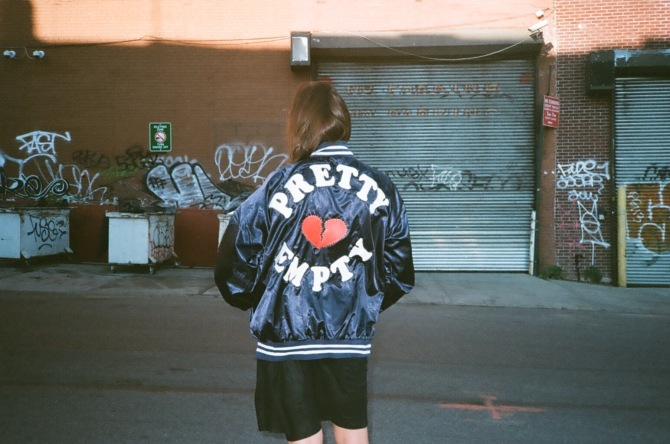 phrase bomber jackets