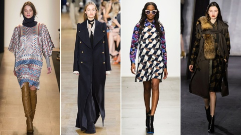 Styling Tricks to Steal From The Fall Runway | StyleCaster