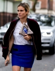 The Best Street Style from LFW