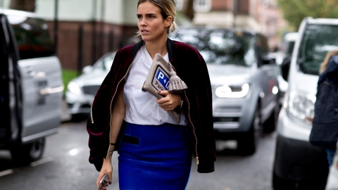 The Best Street Style from LFW   | StyleCaster