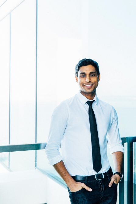 Ankur Jain, Co-Founder of Knock Knock and one of Forbes 30 Under 30