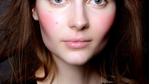 Stop Struggling With Blush Placement | StyleCaster