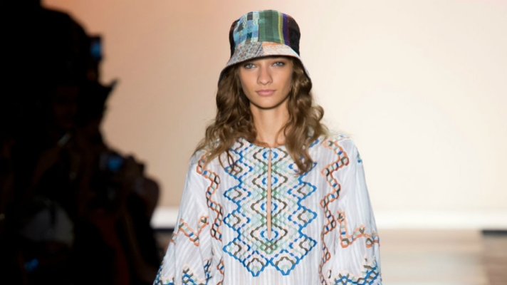 It Looks Like We'll All Be Wearing Bucket Hats This Spring
