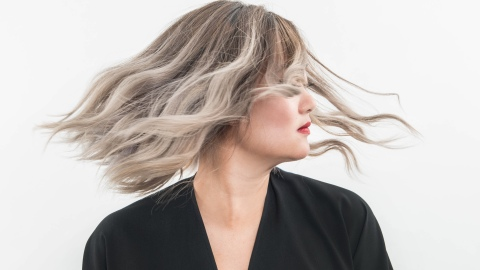 Going Gray: One Editor's Model Makeover | StyleCaster