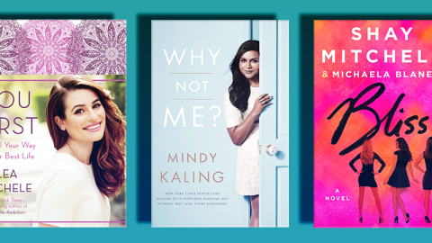 4 Celeb Books Worth Reading This Fall | StyleCaster